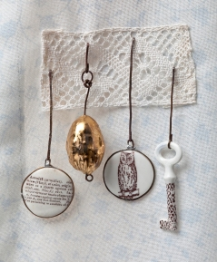 Amulet 'tools' to aid you on your journey