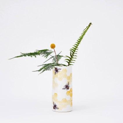bee vase edit