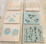 printed porcelain tile workshop